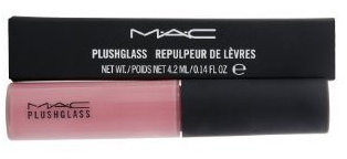 MAC ample pink lipglass