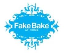 Fake Bake at Home Logo