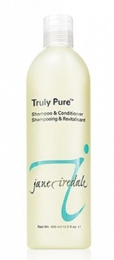 JI Truely Pure brush shampoo