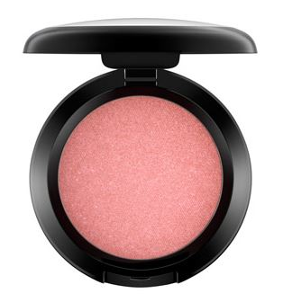 MAC's Powder Blush in Peachykeen