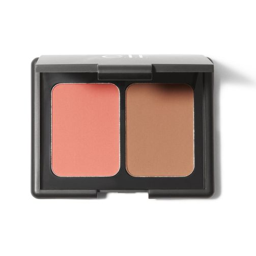 e.l.f. Matte Blush Duo Rosy Flush