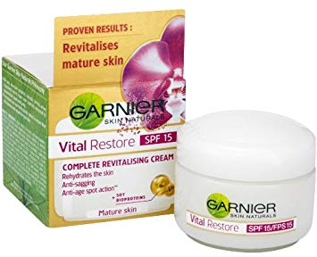 Garnier Vital Restore Night Cream