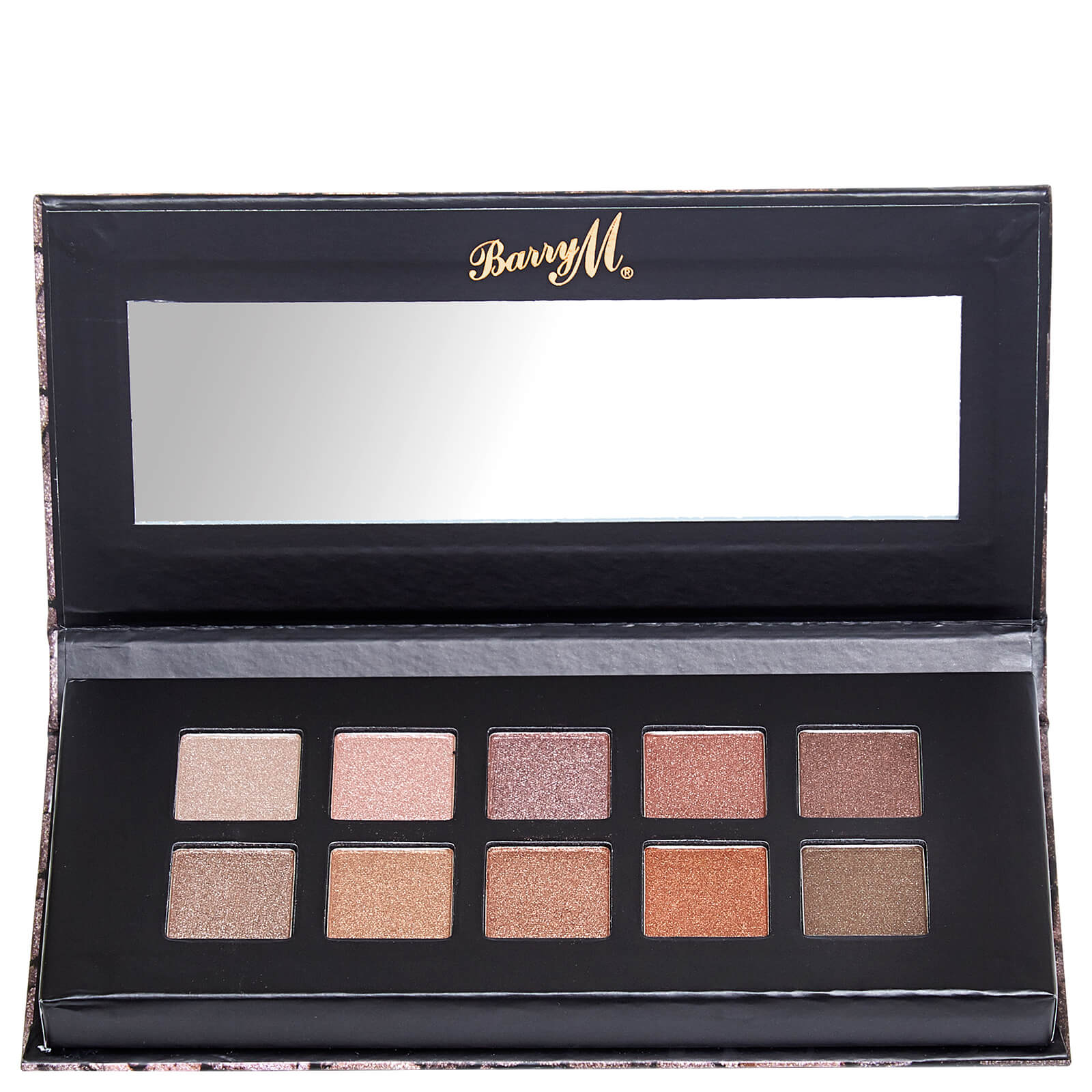 Barry M Cosmetics Deluxe Metals Eyeshadow Palette
