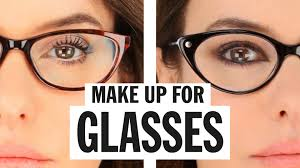 Makeup for Glasses - Lisa Eldgridge